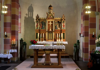 Wieder Gottesdienst in Altenheerse