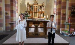 Feierliche Erstkommunion in Altenheerse
