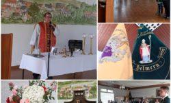 Patronatsfest in Helmern