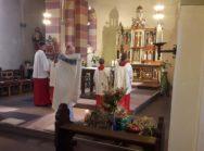 Heilige Messe mit Krautbundweihe in Altenheerse