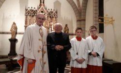 85. Geburtstag Pastor Kintscher