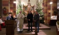 Verabschiedung verdienter Kirchenvorstandsmitglieder in Altenheerse
