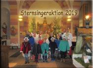 Spendenergebnis Sternsingeraktion 2019