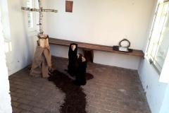 VIII. Station: Jesus begegnet den weinenden Frauen
